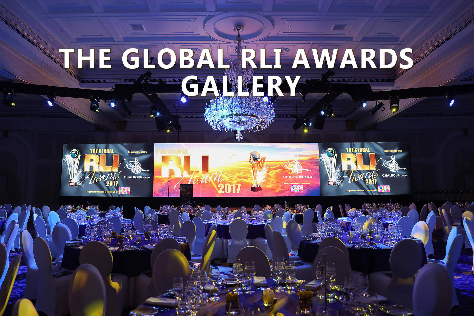 The Global RLI Awards Gallery